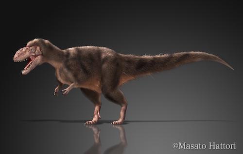 """羽毛 ティラノサウルス """"ティラノサウルス""""はウロコに包まれていた!? 羽毛説・前足武器説など、時代ごとにイメージ図が変わっていくナゾ多き恐竜の王の最新研究を紹介します"""
