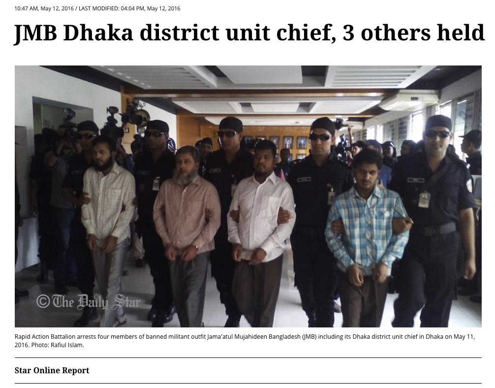 自宅の下階が売春宿になっていた あてにならないバングラデシュの警察事情
