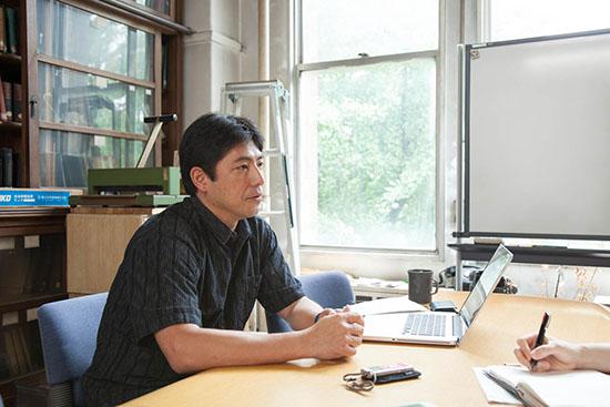 五十嵐圭日子准教授